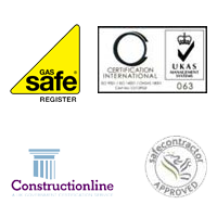 Gas Safe Certified Logos