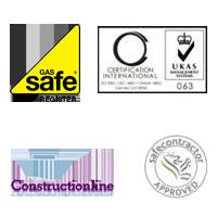 Gas Safe Certified Logos